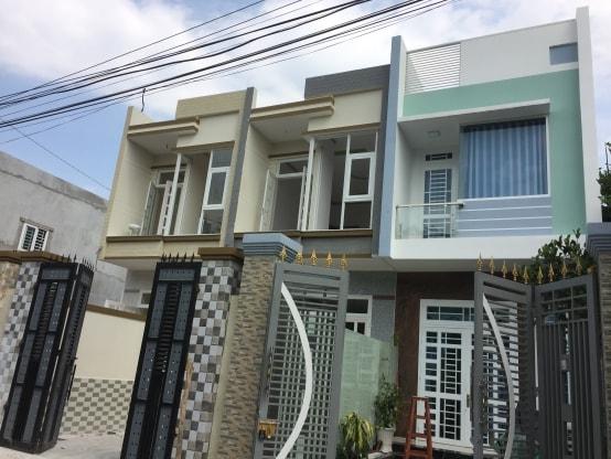 Bán nhà mới 3 phòng ngủ ngay Đông Minh Dĩ An -01