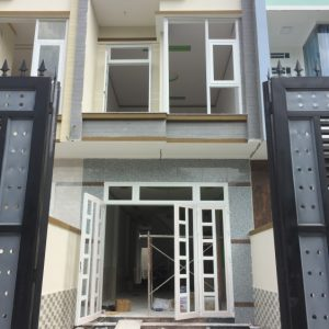 Bán nhà mới 3 phòng ngủ ngay Đông Minh Dĩ An -02