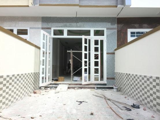 Bán nhà mới 3 phòng ngủ ngay Đông Minh Dĩ An -03