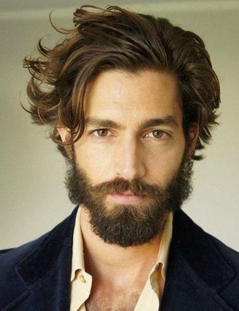 Xu hướng tóc nam đẹp nhất hiện nay - Hình 13