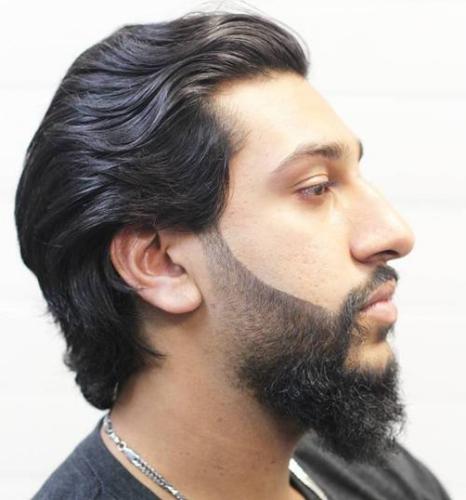 Xu hướng tóc nam đẹp nhất hiện nay - Hình 15