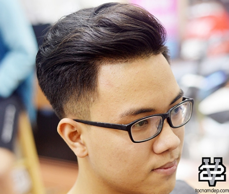 Xu hướng tóc nam đẹp nhất hiện nay - Hình 16
