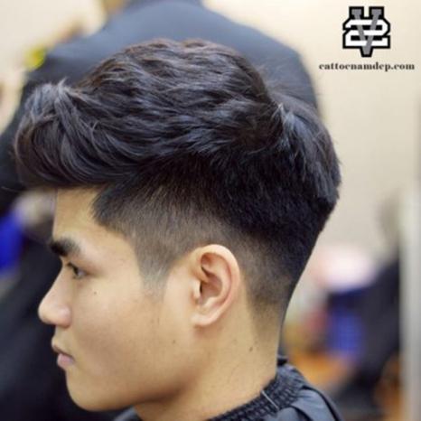 Xu hướng tóc nam đẹp nhất hiện nay - Hình 2
