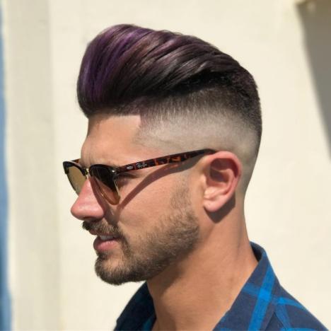 Xu hướng tóc nam đẹp nhất hiện nay - Hình 4