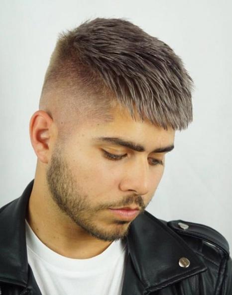Xu hướng tóc nam đẹp nhất hiện nay - Hình 6