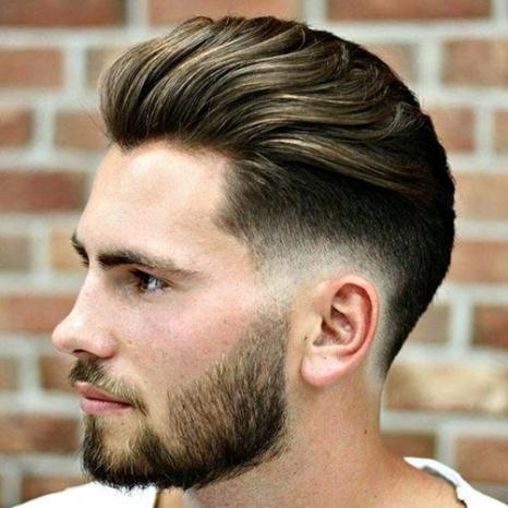 Xu hướng tóc nam đẹp nhất hiện nay - Hình 7