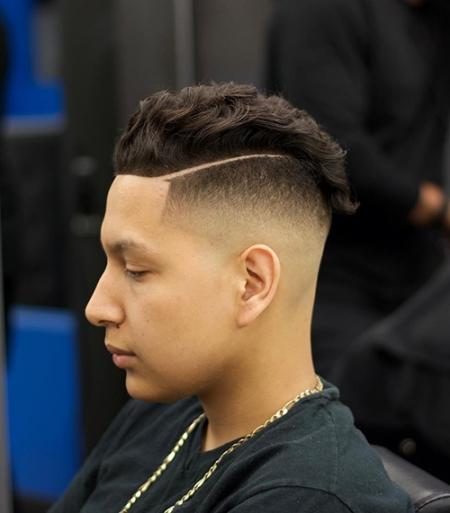 Kiểu tóc namUndercut
