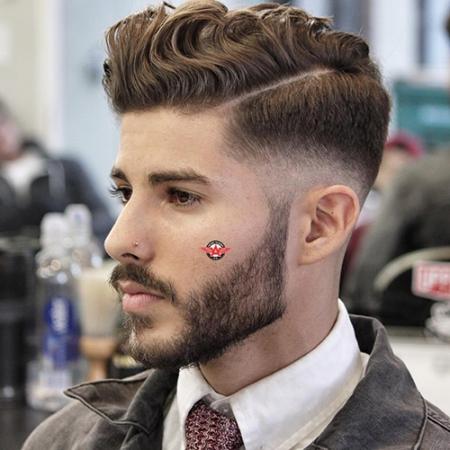 Kiểu tóc nam Làm Uốn