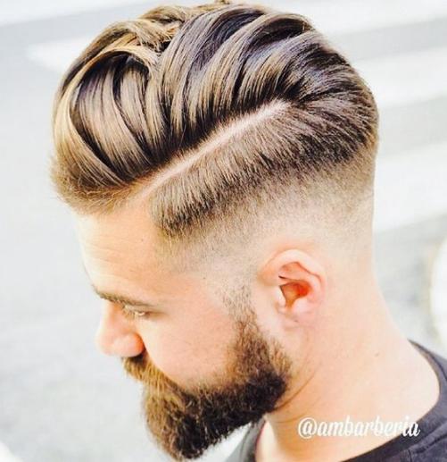 Phong cách tạo các kiểu tóc undercut đẹp quyến rũ và đầy sức hút mạnh mẽ.