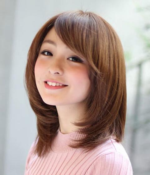 Xu hướng tóc nữ đẹp nhất hiện nay - Hình 4