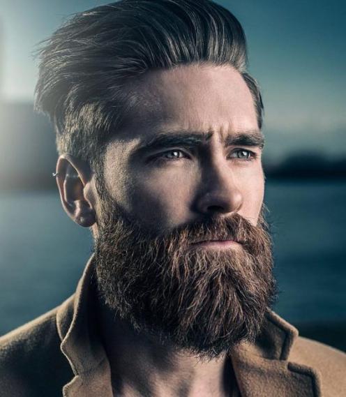 Giới thiệu tóc undercut mái dài cho nam mới cập nhật