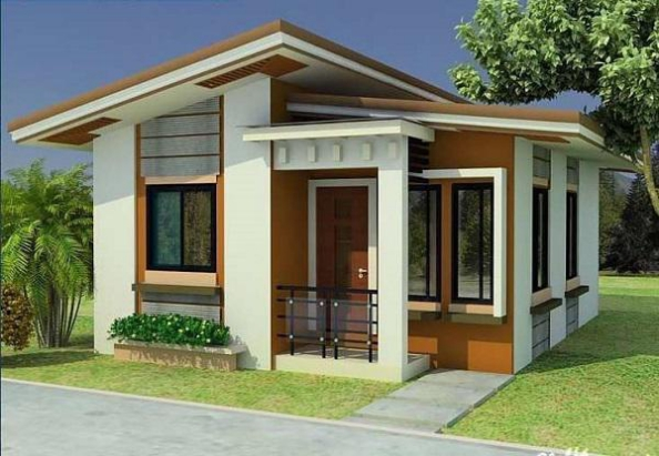 Mẫu nhà đẹp hiện đại hot nhất hiện nay - Thiết kế 7