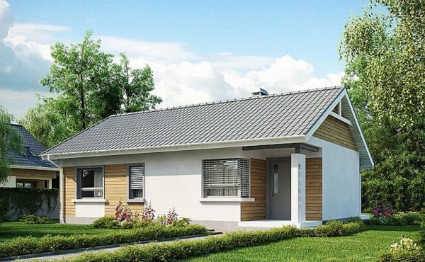 Mẫu nhà đẹp hiện đại hot nhất hiện nay - Thiết kế 8
