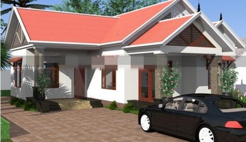 Mẫu nhà đẹp hiện đại hot nhất hiện nay - Thiết kế 9