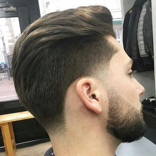 Những kiểu tóc undercut cho nam giới mới nhất.