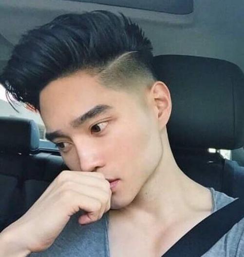 Phong cách tóc undercut nam đẹp 2019 cho người cá tính và năng động.