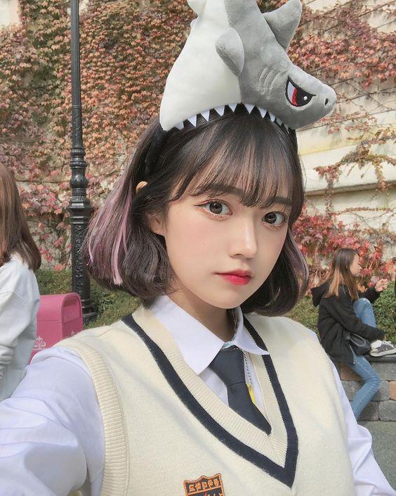 Tổng hợp các tóc nữ Hàn Quốc uốn Cụp đẹp tự tin tỏa sáng