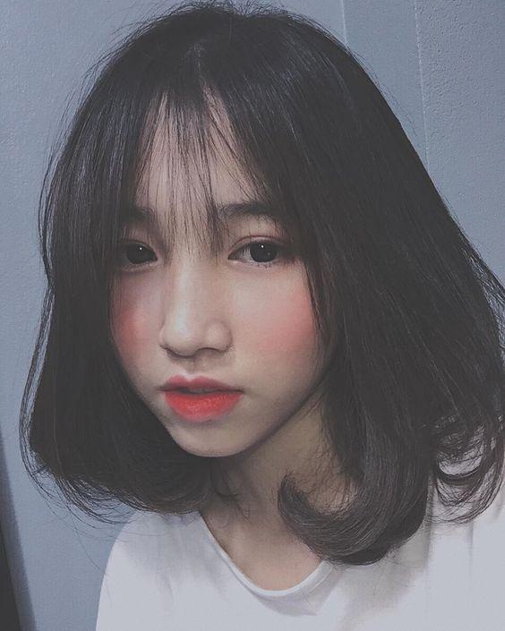 Tuyển chọn những tóc nữ Hàn Quốc uốn Cụp đẹp phong cách