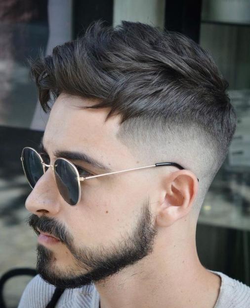 Các xu hướng kiểu tóc nam đẹp dành cho khuôn mặt to tròn mới nhất