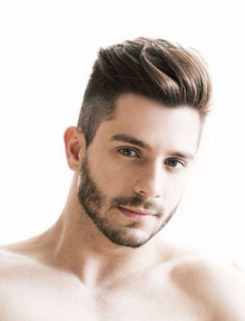 TOP 5 kiểu tóc cho các bạn nam đẹp khuôn mặt to tròn