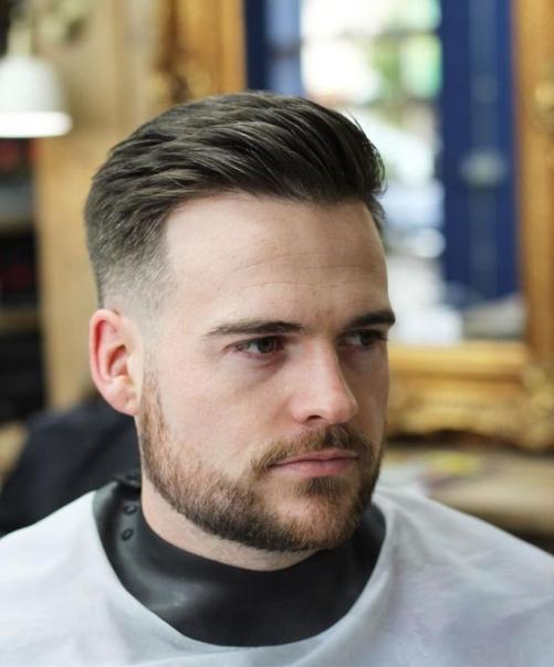 Các kiểu tóc nam đẹp dành cho khuôn mặt tròn được lựa chọn nhiều