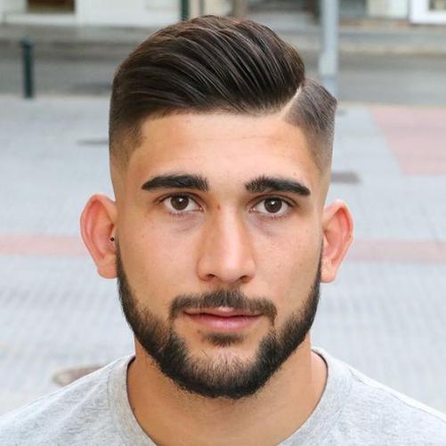 Các xu thế kiểu tóc nam đẹp dành cho khuôn mặt tròn mới nhất