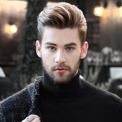 Các hình ảnh tóc nam undercut cho người mặt tròn cá tính và phong độ