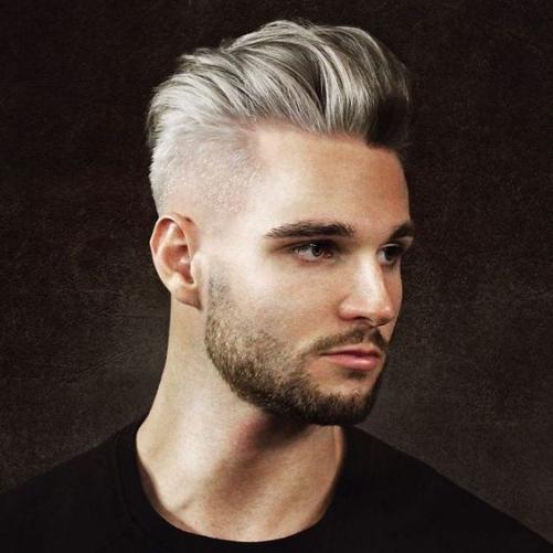 Các kiểu tóc nam undercut cá tính cho người mặt tròn mới nhất