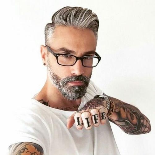 Các xu hướng mới tóc nam undercut cho người mặt tròn