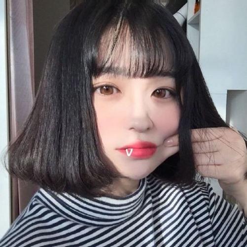 Các kiểu tóc ngắn loại bỏ khuyết điểm cho nữ khuôn mặt tròn