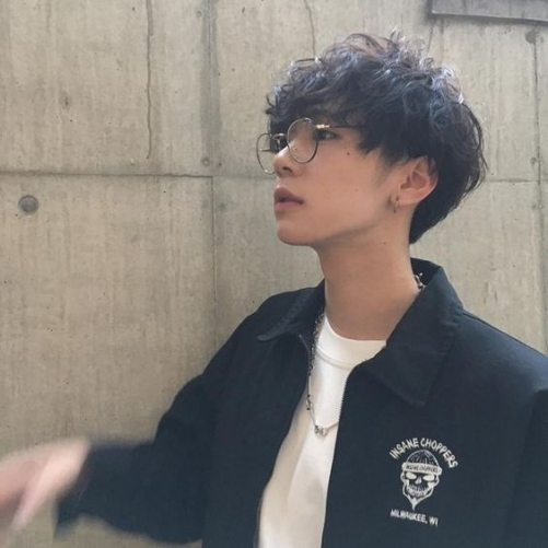 Album hình ảnh mẫu tóc nam Hàn Quốc uốn xoăn sóng nước nhẹ nhàng