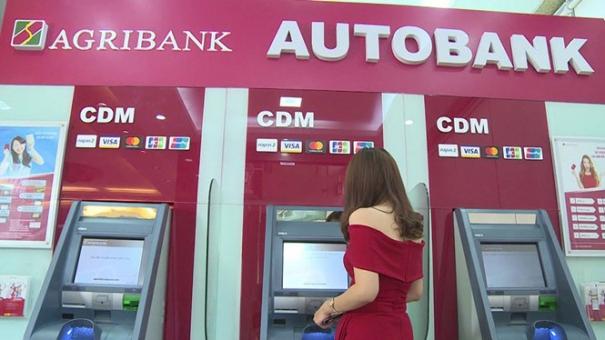 cây ATM ngân hàng Agribank Huyện Dĩ An