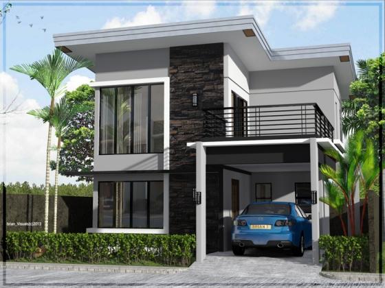 Chi phí xây dựng nhà 2 tầng 100m2