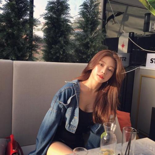 Các hình ảnh tóc Hàn Quốc mái dài cho nữ làm say mê cánh đàn ông