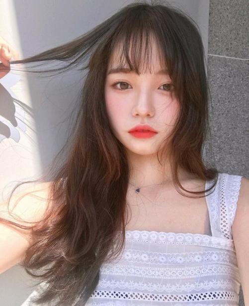 Tạo kiểu tóc Hàn Quốc nữ mặt tròn được tuyển chọn
