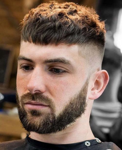 Các kiểu tóc layer cho nam mặt tròn đẹp thịnh hành mới nhất 2019