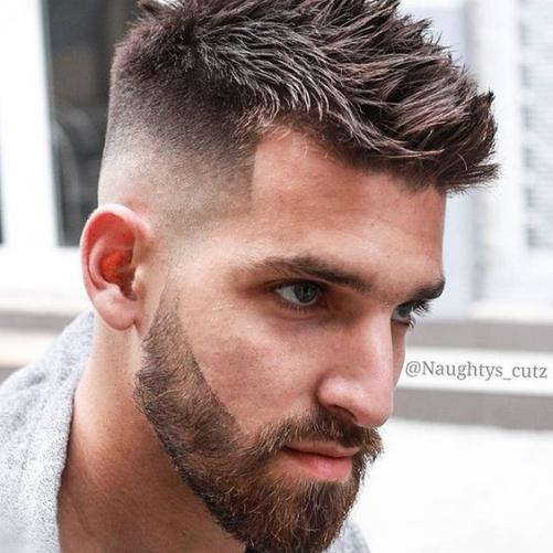 TOP kiểu tóc nam cắt 2 bên ngắn phong cách Undercut đẹp thịnh hành