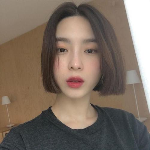 Những kiểu tóc ngắn mới nhất 2019 đẹp dành cho nữ mặt tròn