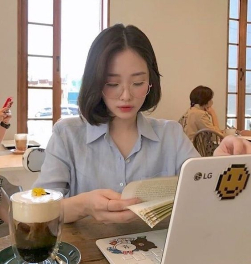 Cá tính cùng các kiểu tóc ngang vai Hàn Quốc đẹp mới nhất 2019
