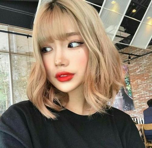 Giới thiệu các kiểu tóc ngang vai Hàn Quốc đẹp mê ly