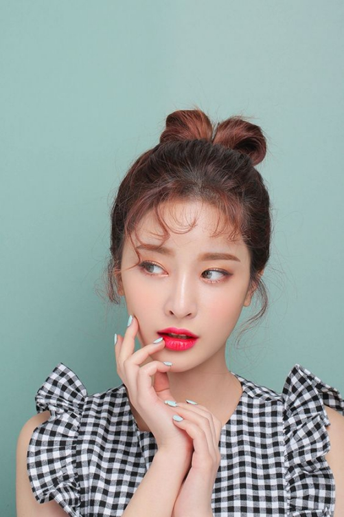 Phong cách tóc nữ Hàn Quốc đẹp được yêu thích
