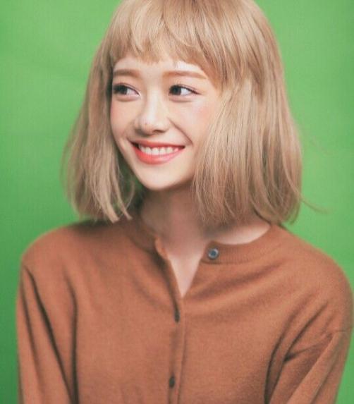 Đẹp hút hồn với 10 kiểu tóc nữ Hàn Quốc mới