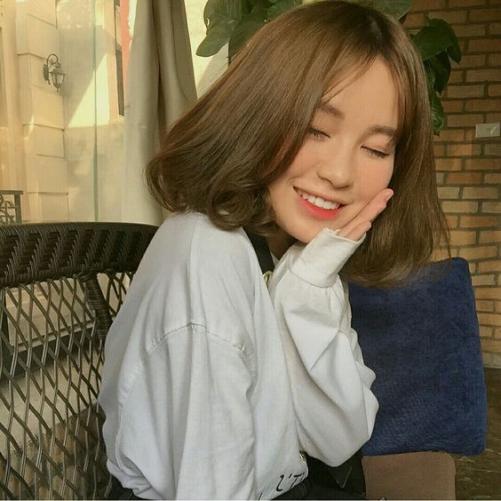 Những kiểu tóc nữ mặt tròn đẹp giúp che khuyết điểm