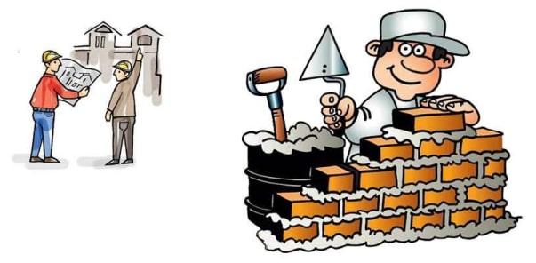 Giá xây thô và nhân công hoàn thiện nhà cấp 4