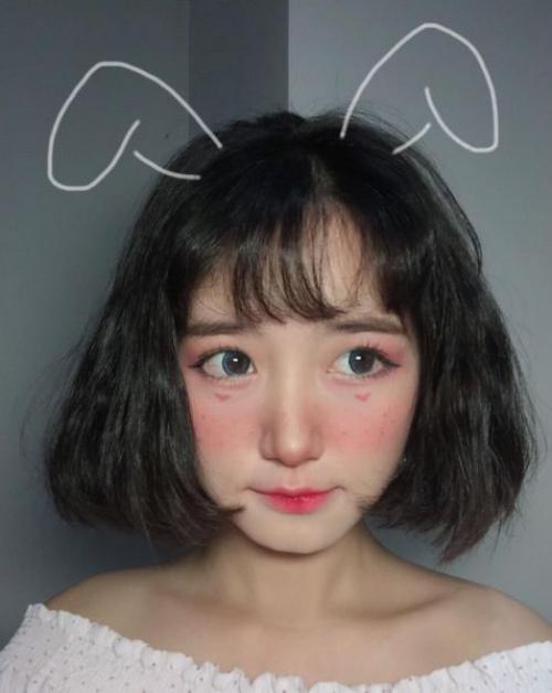 5 Style tóc nữ mái ngắn uốn xoăn đẹp như sao Hàn Quốc đã từng gây dựng trào lưu