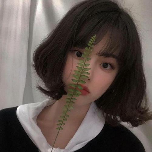 TOP 5 phong cách tóc nữ mái ngắn uốn xoăn đẹp như sao Hàn Quốc