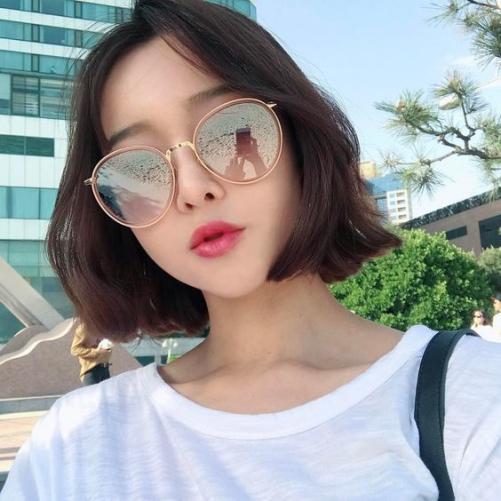 TOP 5 style tóc ngắn cho nữ mặt tròn dễ thương ai cũng thích