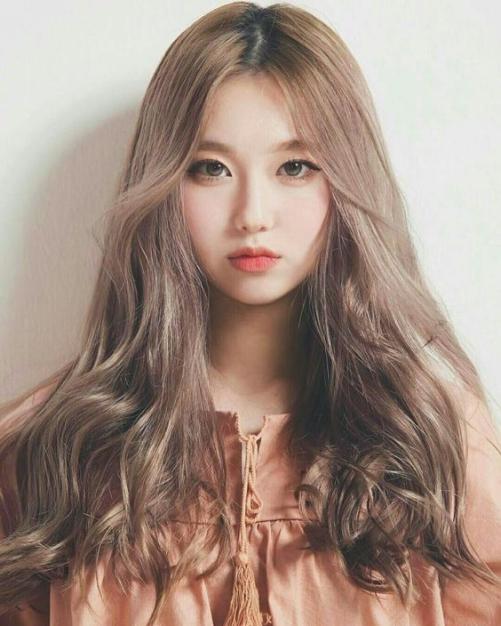 Chia sẻ các kiểu tóc dàiuốn mới nhất cho nữ