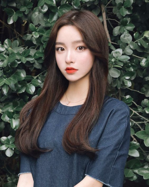 Chọn lọc những kiểu tóc dài đẹp cho phụ nữ quyến rũ