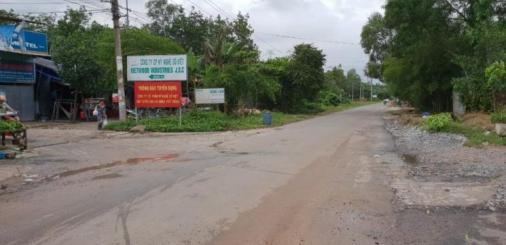 Bán đất giá rẻ tại xã An Điền - Thị xã Bến Cát - Bình Dương